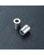 820077S - MST Aluminium Spacers 3x5.5x7mm 2pcs - Silver