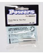 Powers 8x4x3 Bearings 10pcs