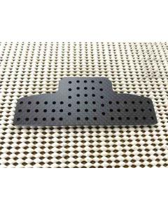 TS-313 - Tail-Slider Carbon Rear Diffuser Plate with mounts