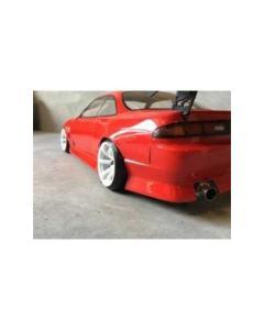 AD017-3 - Addiction Zenki S14 BN Sports Rear Bumper