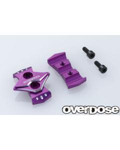 OD2736 - Overdose Type 2 Wire Clamp - Purple