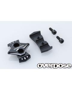 OD2738 - Overdose Type 2 Wire Clamp - Black