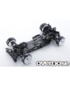 OD2801b - Overdose GALM Version 2 Chassis Kit with Option Parts