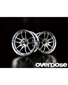 OD1074 - Overdose WORK EMOTION CR Kiwami +5mm - Chrome