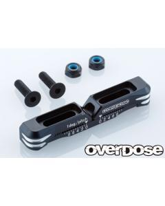 OD2480b - Overdose Adjustable Aluminium Suspension Mount Type 2 For OD - Purple
