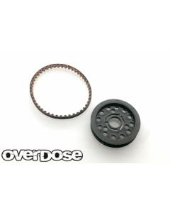 OD2490 - Overdose High Speed Pulley Set For GALM
